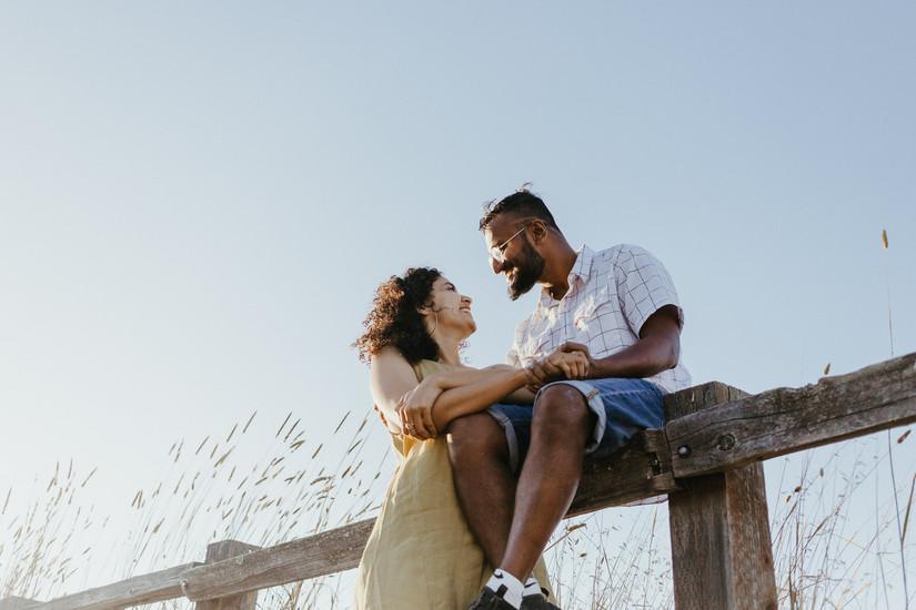 candid natural couples photos SF Bay Area