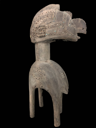 D'mba mask, Baga people, Guinea