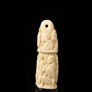 Loango Ivory Carving 2005 RU4 4