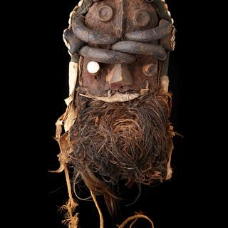 1993 JK 130 Mask, Guere People, Liberia