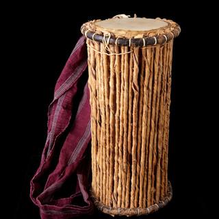 1993 JK 55A, Talking Drum, Yoruba