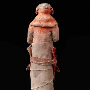 Terracotta doll 2007 RU 9A 4