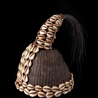 Mukaba (helmet), Lega people,