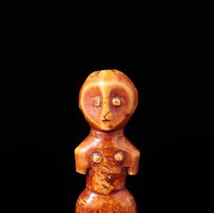 2005 AK 3 Ivory Initian Figure, Bwami