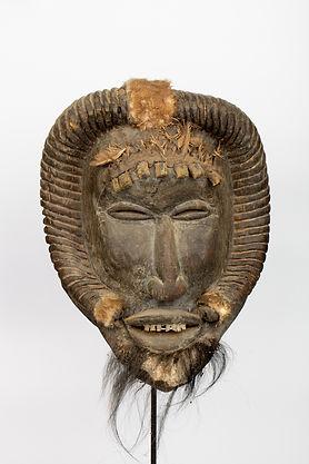 Guere Mask, Dan People, Liberia