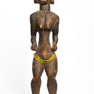 Female figure, Mende people