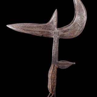 Mbanza Throwing Knife, Congo