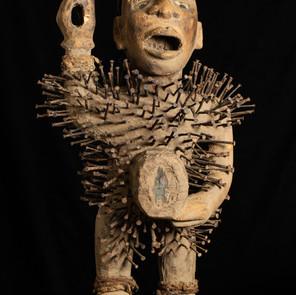 Nkisi Figure, Kongo
