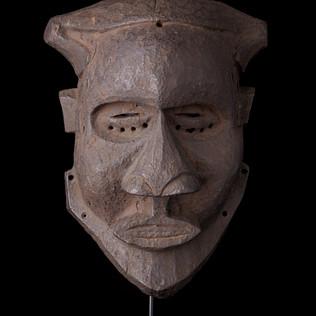 2001 LB 21 Bwoom helmet mask, Kuba, D.R.