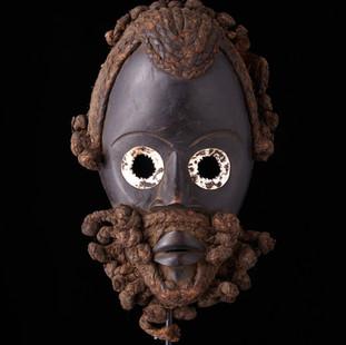 2001 AK 3 Face Mask, Dan, Liberia