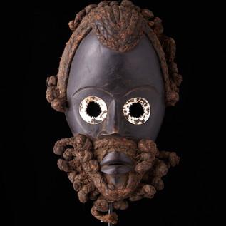 Face Mask, Dan, Liberia  - 1.j