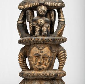 Igbo Mask/headdress