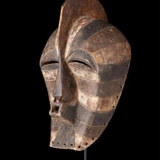 2001 LB 1 Male Face Mask, Kifwebe