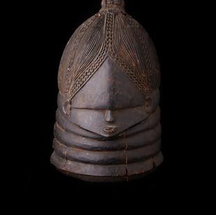 2003 AK 1 Bundu Mask, Mende, Sierra Leon
