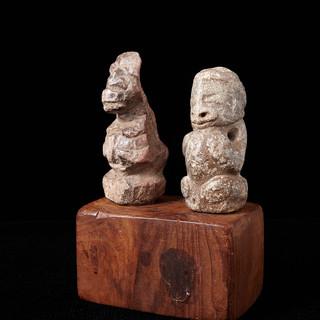 Nomoli Figure 1993 K 76 L 1993 K 79 R 2