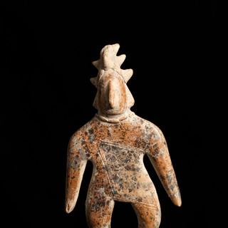 Ceramic figure, Colima 2017 JR 76