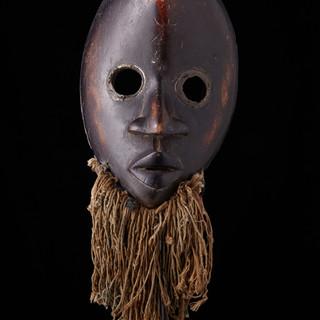 1993 JK 4A Face Mask, Dan people, Liberia