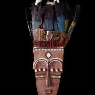 2003 LB 11 Lele Mask, Leele People, D.R.C