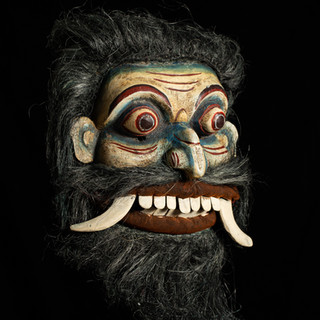 Mask, Sri Lanka, 20th century