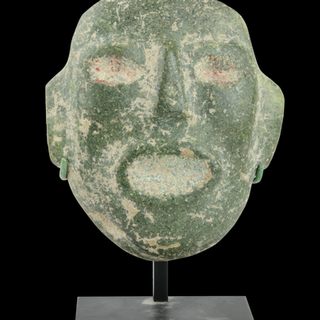 Green stone mask 2017 JR 28