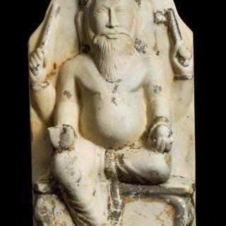 Figure of Saint, India 2017 JR 49