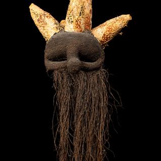 Indangani Society Mask, Salampasu, D.R.C.