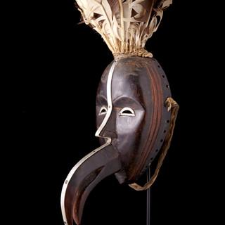 1993 JK 6 A Gagon Mask, Dan People
