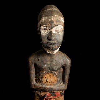 Standing figure, Kongo