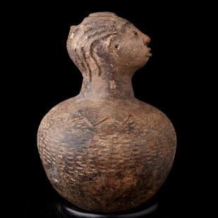 2004 RU 10 AZANDE pottery