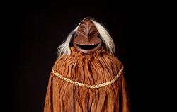 chimpanzie mask