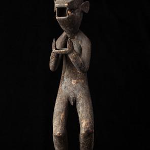 Monkey Shrine Figure