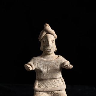 Ceramic figure, Colima 2017 JR 75