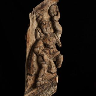 Fragment, Indian religious cart