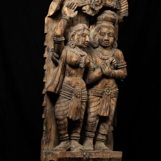 Mithuna (Loving Couples), India, n.d.