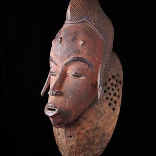 1993 JK 21A, Female Mask, Guro
