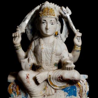 Parvati, Hindu Deity, India, n.d.
