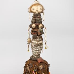 Fertility/Power Doll, Ambo/Ovambo, Namibia, 20th century