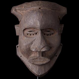 Bwoom helmet mask, Kuba, D.R.