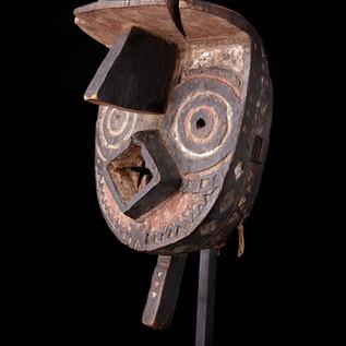 2004 RU 2 Bwa Mask, Burkina Faso, Mali -