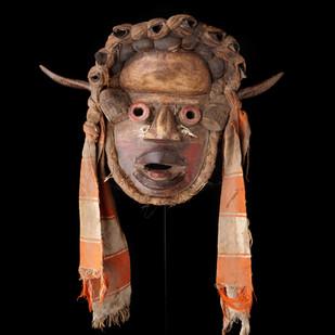 2007 RU 18 Face Mask, Dan Guere