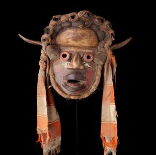 Face Mask, Dan Guere, Ivory Coast