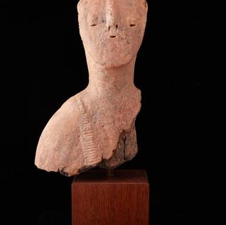 Human Head, Bura People,