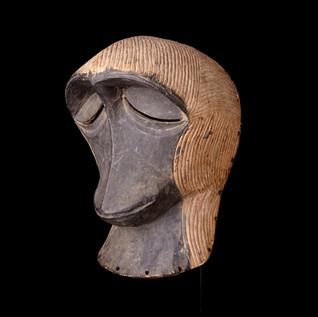 2001 LB 5 Face Mask of Monkey, Kifwebe,