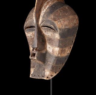 2001 LB 1 Male Face Mask, Kifwebe, E. So