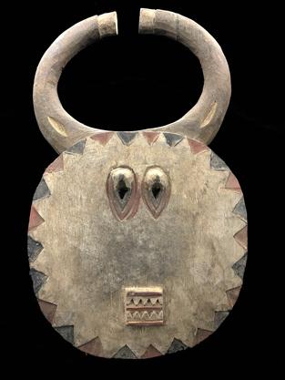 Goli mask, Baule, Ivory Coast