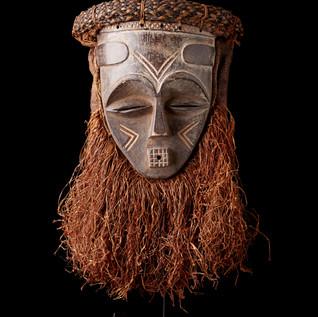 Akwa Pinda Mask, Pende, D.R.C.