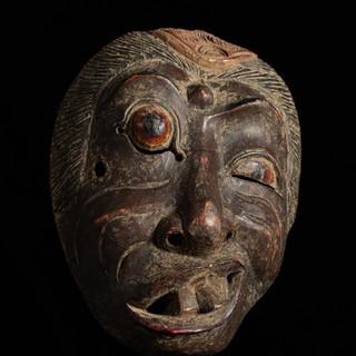 Wood face mask 2017 JR 64