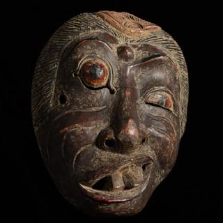 Sickness Mask, Bali/Lombok, Indonesia