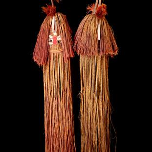 2001 AK 5,6 Vogho Mask, Bwo or Bobo People