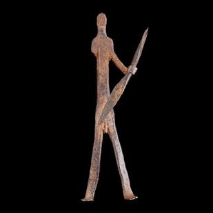 Iron figure 2006 RU 3D